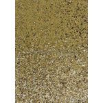 Glitter Gold Coarse C02 A4 specialty paper | PaperSource